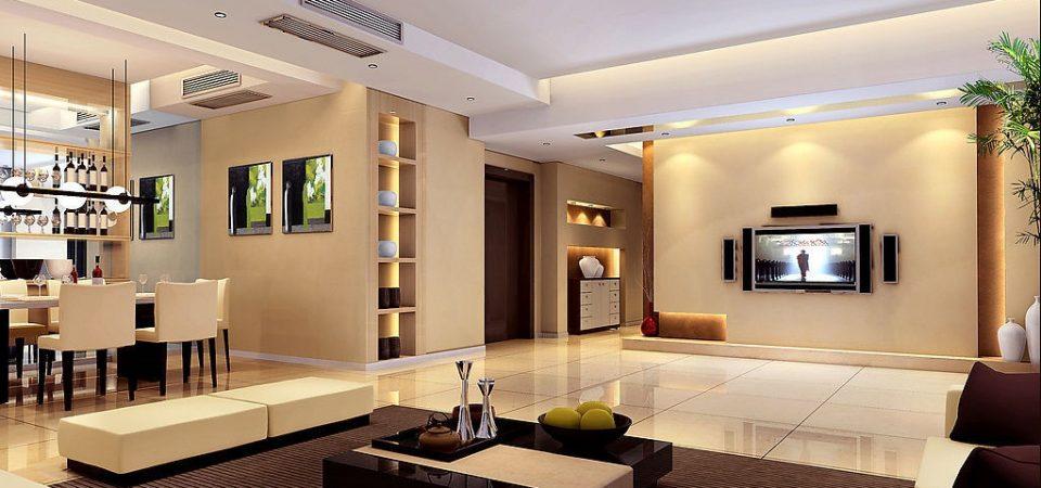 Xu hướng xây dựng phòng khách dành cho nhà chung cư