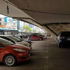 Hà Nội sẽ có cơ chế tính chất để tăng sức đầu tư làm bãi trông giữ xe chất lượng cao