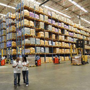 Tối ưu hóa nhà kho với kệ để hạng nặng công nghiệp