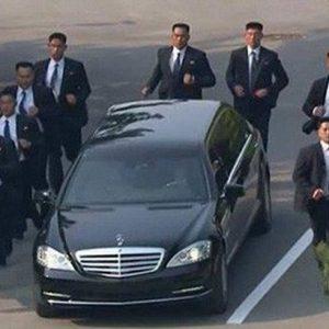 """Một vài điều không biết về dàn """"lá chắn sống"""" bảo vệ ông Kim Jong-un"""