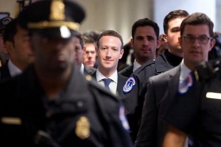 Ly kỳ chuyện nhân viên bảo vệ CEO Facebook Mark Zuckerberg đẳng cấp nguyên thủ