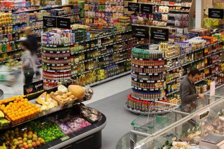 Một số loại kệ siêu thị trưng bày hàng hóa phổ biến