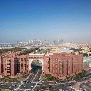 Dubai đã có hệ thống bãi giữ xe thông minh tự động như thế này từ năm 2009