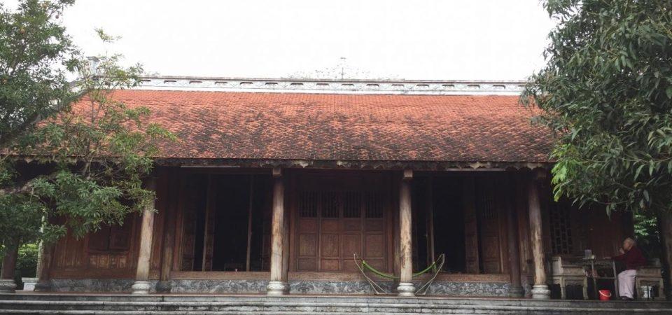 Ngạc nhiên ngôi nhà gỗ bạc tỷ từng bậc nhất miền Bắc