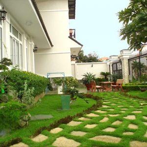 Ý tưởng phát minh kiến thiết khoảng sân trước nhà xanh mát, thân cận thiên nhiên