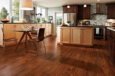 Một số cách chọn màu sắc sàn gỗ hợp phong thủy