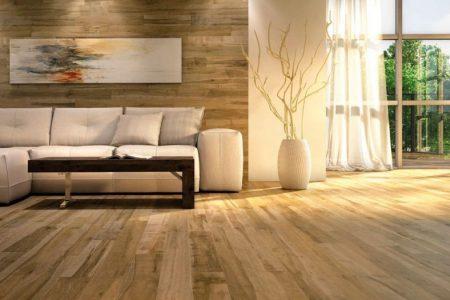 Chọn lựa màu sàn gỗ công nghiệp hợp phong thủy