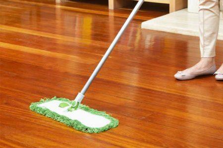 Phương pháp giữ gìn sàn gỗ tự nhiên luôn bền đẹp như mới