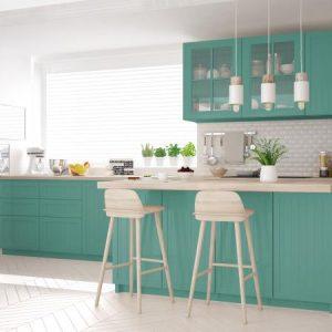10 ý tưởng trang trí khu nhà bếp thật phong cách
