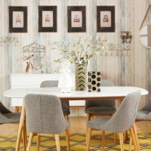 Xu hướng  mới trong sử dụng nội thất gỗ nguyên tấm tại nước ta 2019