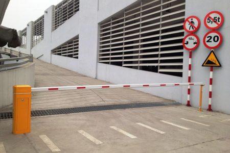Nên chọn loại barie như thế nào dành cho bãi đỗ xe?