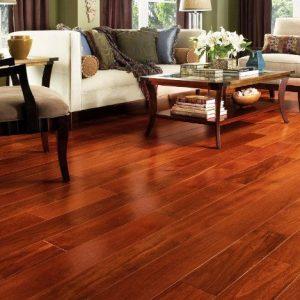Sàn gỗ có thể chống ẩm tốt nhưng vào mùa nồm thì sao?