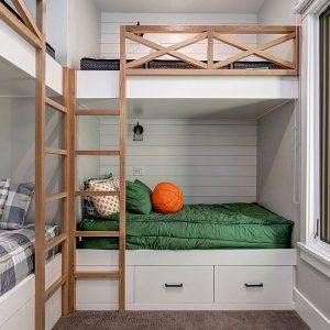 Ý tưởng phát minh sáng tạo trang trí phòng ngủ cho em bé