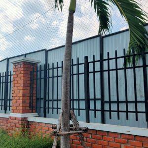 Thái Lan dựng rào chắn xung quanh sân tập của thầy trò HLV Nishino