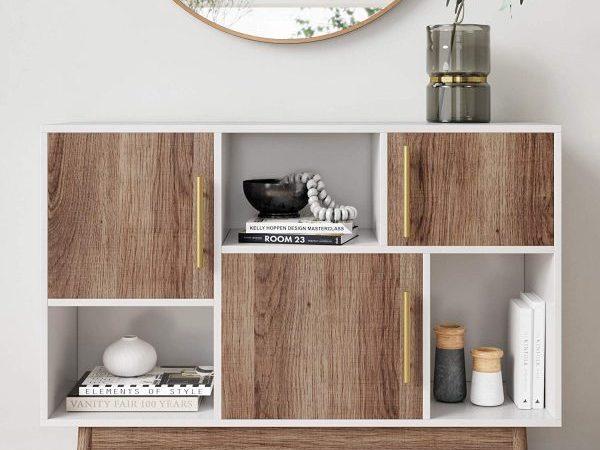 Một vài bộ sưu tập tủ kệ lưu trữ thông minh cho nhà hiện đại