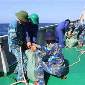 Bảo đảm an toàn cung cấp đủ hàng hóa Tết cho người dân huyện đảo