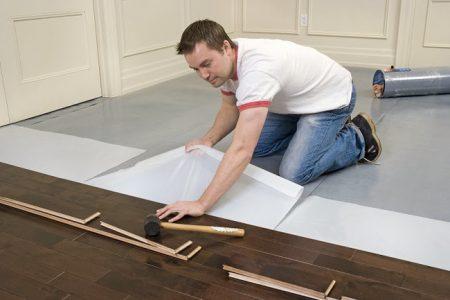 Tìm hiểu các chú ý vàng không thể bỏ lỡ khi lát sàn gỗ cho chung cư