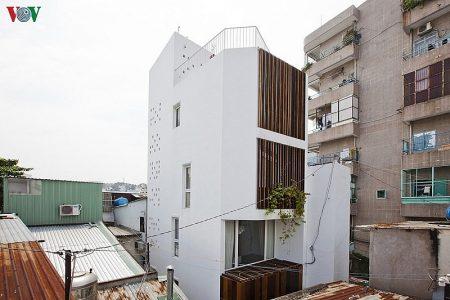 Chiến thuật thiết kế ngôi nhà cho mảnh đất nhỏ