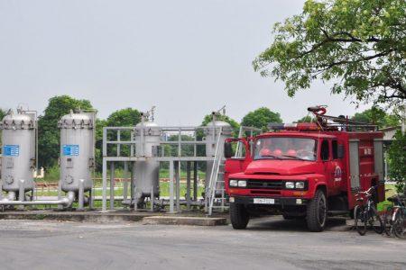 Bức tốc bảo đảm an toàn PCCC khi vận chuyển hàng hóa không an toàn