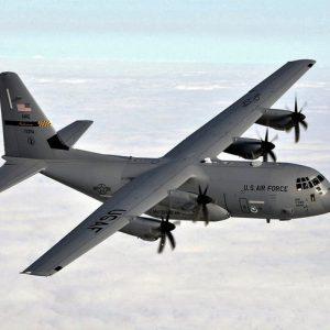 Mỹ cách tân máy bay vận tải thành máy bay quân sự