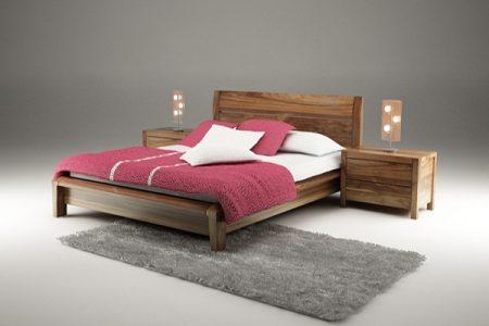 Phương pháp lựa chọn mua giường ngủ bằng gỗ bền đẹp, giá rẻ