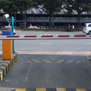 Rao chắn barrier tự động thường được lắp đặt ở đâu?
