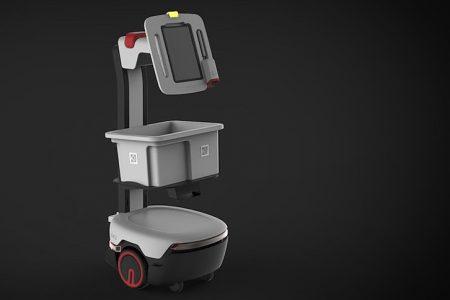 Robot dùng AI để sắp xếp hàng hóa trong nhà kho