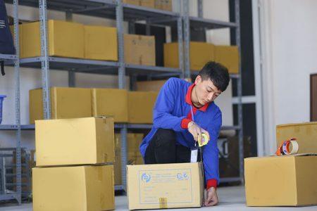 Làm thế nào để đóng gói hàng hóa hiệu quả lúc vận chuyển?