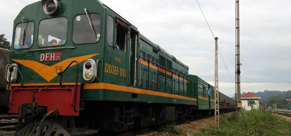 Tại sao vận tải hàng hóa đường sắt tăng dù ảnh hưởng của Covid-19?