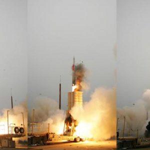 Israel hợp tác ký kết với Mỹ thử thành công barrier tên lửa đạn đạo