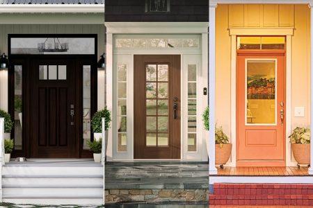 Chọn lựa kích thước cửa chính chuẩn phong thủy