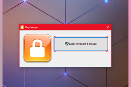 Hướng dẫn khóa bàn phím và chuột trên máy tính cực đơn giản