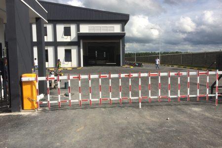 Barie hàng rào – Giải pháp kiểm soát an ninh hiện đại, chuyên nghiệp