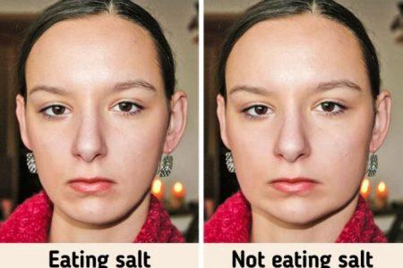 Chuyện gì xảy ra khi bạn dừng ăn muối ?