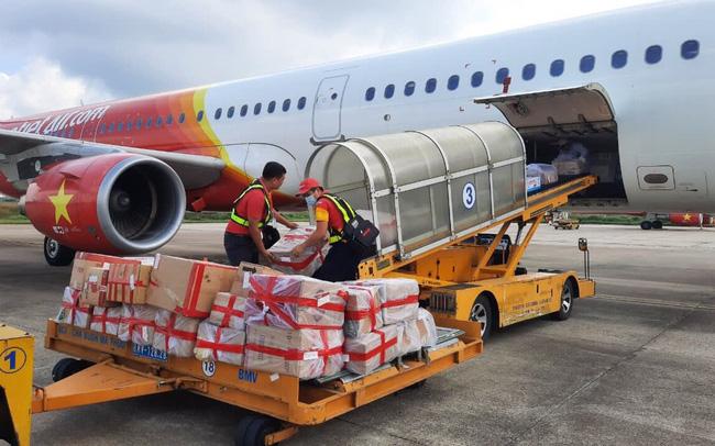 Vietjet và UPS hợp tác và ký kết vận tải hàng hoá giữa châu Á và Mỹ