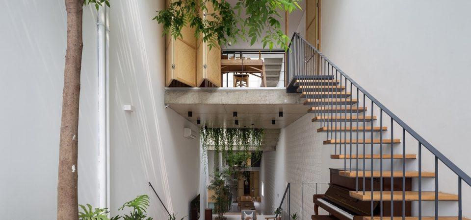 """7 căn nhà Việt """"giựt"""" top 100 công trình đẹp nhất 2020"""