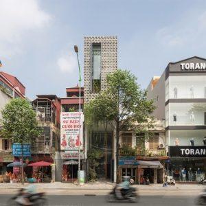Nhà ống Hà Nội được giới thiệu trên báo kiến trúc quốc tế