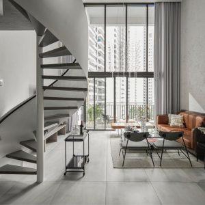 Ngôi nhà 2 tầng rộng 145m² có vẻ đẹp ấn tượng chẳng khác gì nhà mẫu ở TP HCM