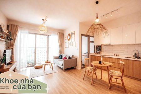 Chi 100 triệu đồng, cô gái độc thân hoàn thành nội thất căn hộ 75m² cực sang chảnh ở Sài Gòn