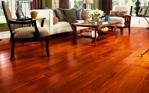 Điểm danh những sàn gỗ tự nhiên chịu nước tốt bây giờ