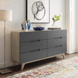 Các mẫu tủ gỗ phối hợp hoàn hảo giữa phong cách và chức năng