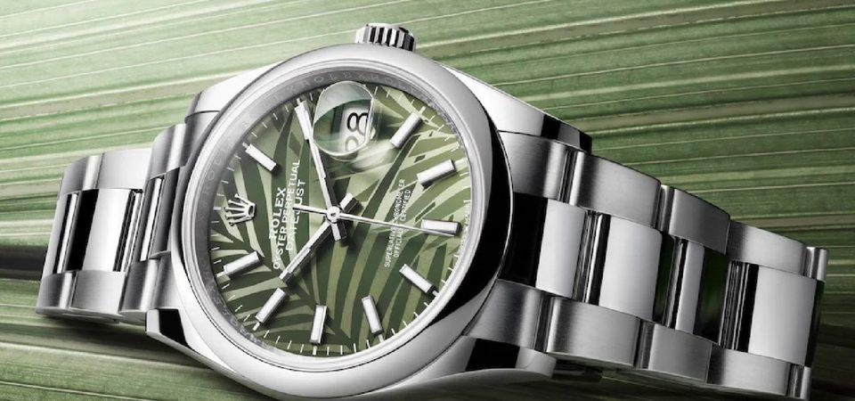 Năm nay sẽ thịnh hành những mẫu đồng hồ này