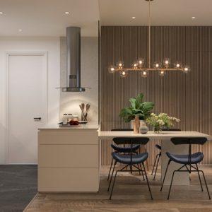 Thiết kế kiến thiết căn hộ thông minh – sức sống mới trên từng m2 căn hộ