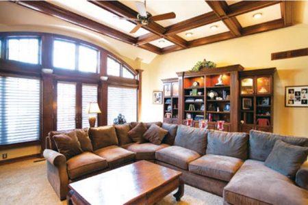 Bí kíp dùng gỗ trong nội thất hiện đại