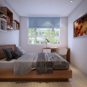 Kiểu nhà nên sử dụng gỗ công nghiệp để làm nội thất