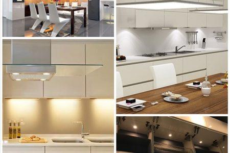Những nội thất nên lựa chọn cho căn bếp hiện đại