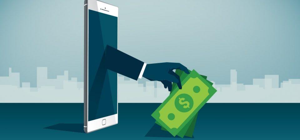 """Vay tiền online phải chăng là hình thức """"vay nặng lãi""""?"""