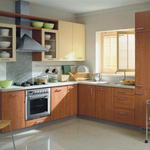 Chia sẻ bí kíp làm không gian bếp đẹp đối với nhà chật