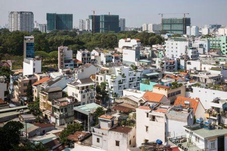 Hướng dẫn độc đáo lấy sáng khiến nhà 5 tầng ở Hồ Chí Minh ngập nắng gió, đẹp hút hồn